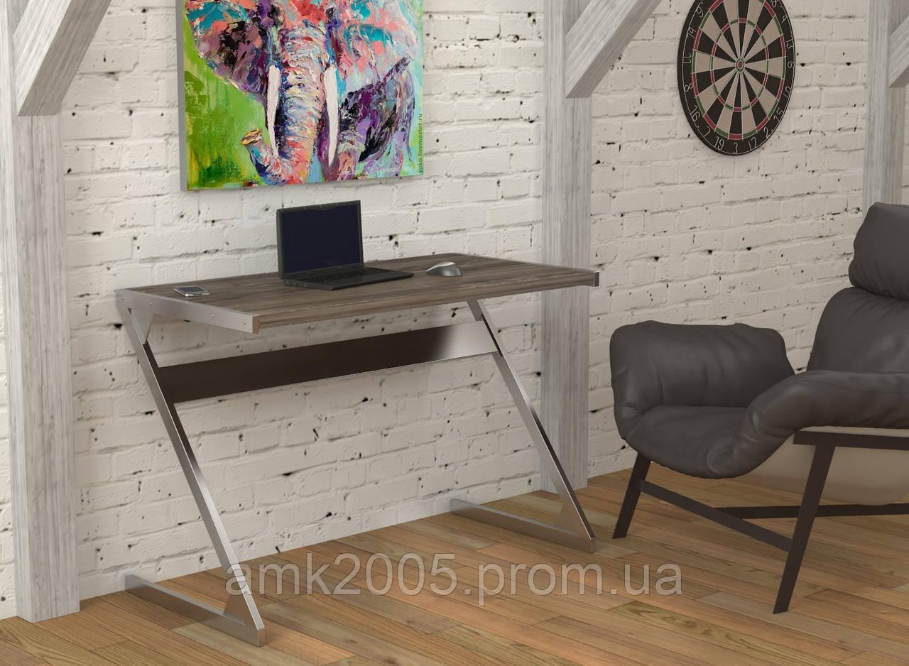 Письменный стол Z-110 Loft design Дуб Палена