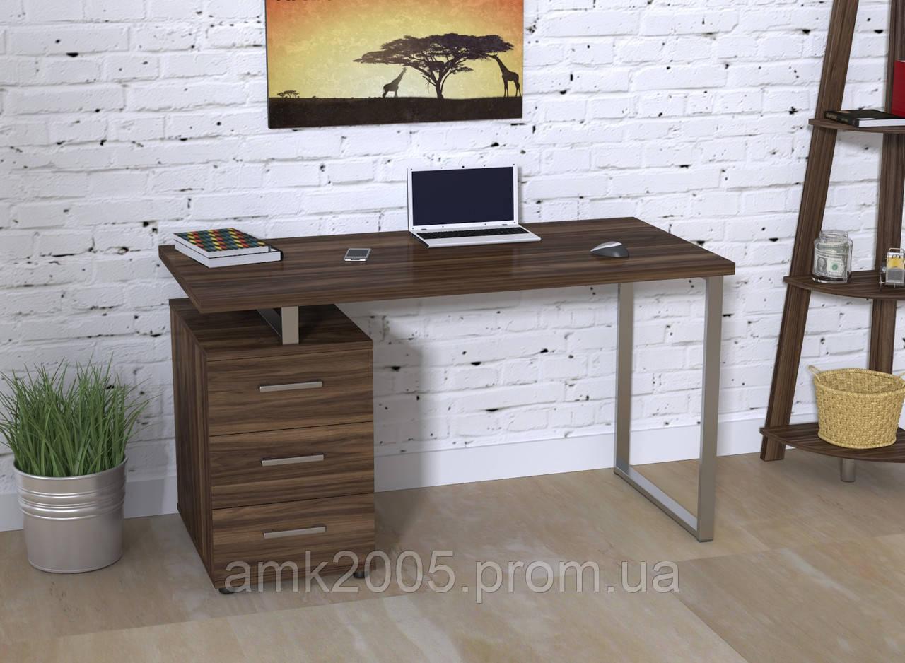 Письменный стол L-27 MAX Loft design Орех Модена