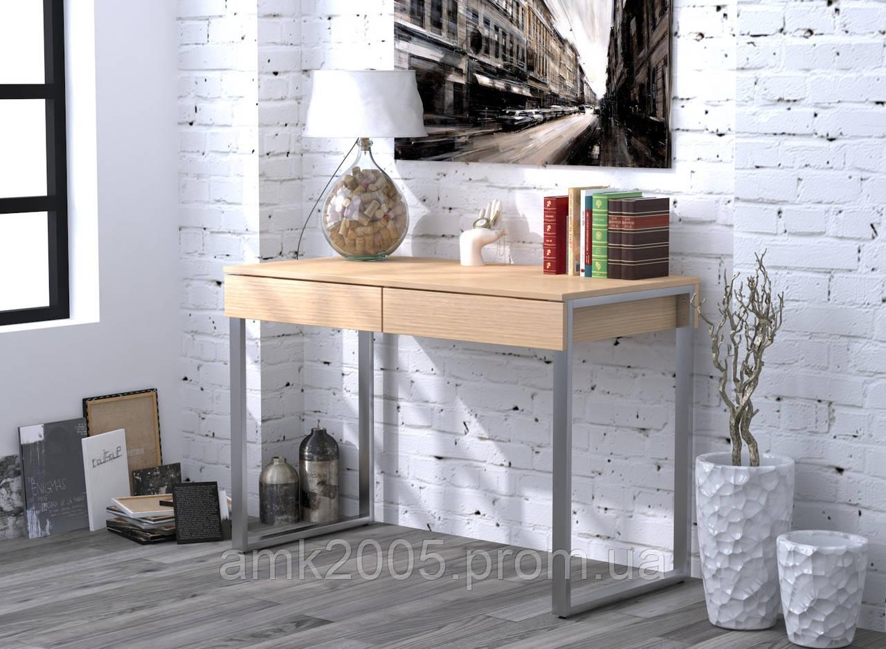 Письменный стол L-11 Loft design Дуб Борас