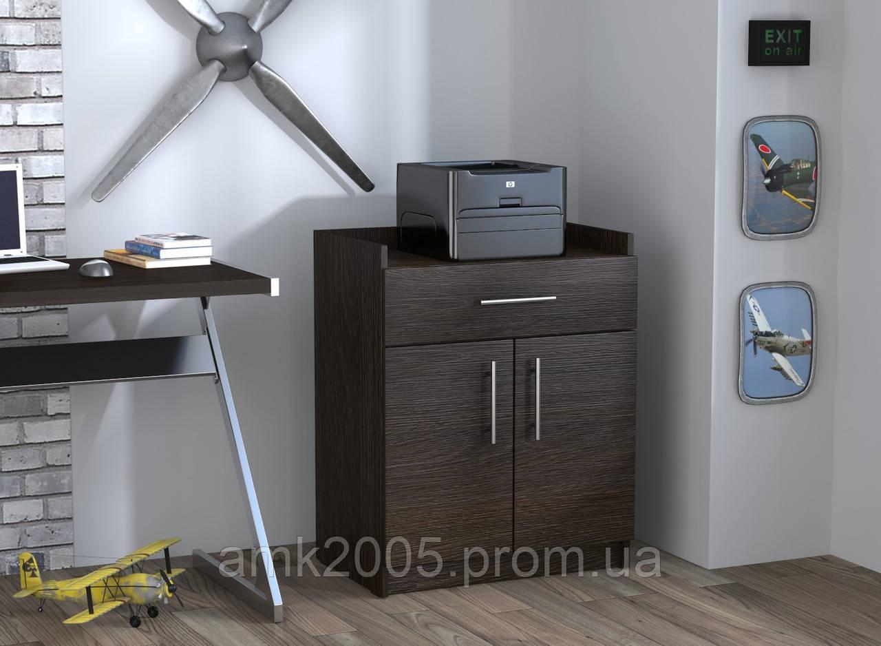 Тумба для принтера L-640 Loft design Венге Корсика