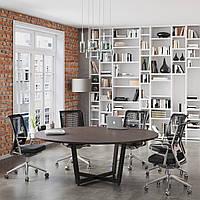 Стол для переговоров D-2000 Loft design Венге Корсика