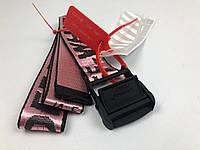 Ремень Пояс Off White Original розовый, фото 1