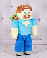 Мягкая игрушка Стив,Майнкрафт, Minecraft
