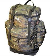 Туристический армейский крепкий рюкзак на 75 литров пиксель, фото 2