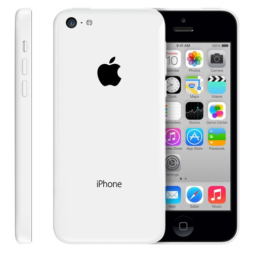 Apple iPhone 5C 32GB (White) Refurbished