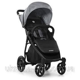 Детская коляска  ME 1032L ESCAPE SILVER BLACK