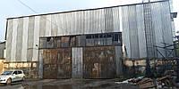 Аренда крытого складского помещения 300км и 35 соток земли