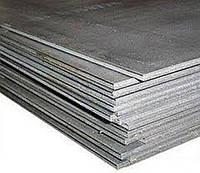 Лист холоднокатанный х/к железный стальной 1,0 *1000*2000