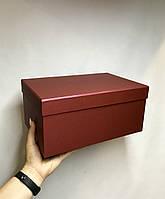 Коробка прямоугольная большая матрешка , фото 1