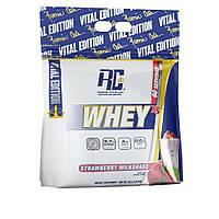 Протеин WHEY XS 2220 г  Вкус: vanilla ice cream