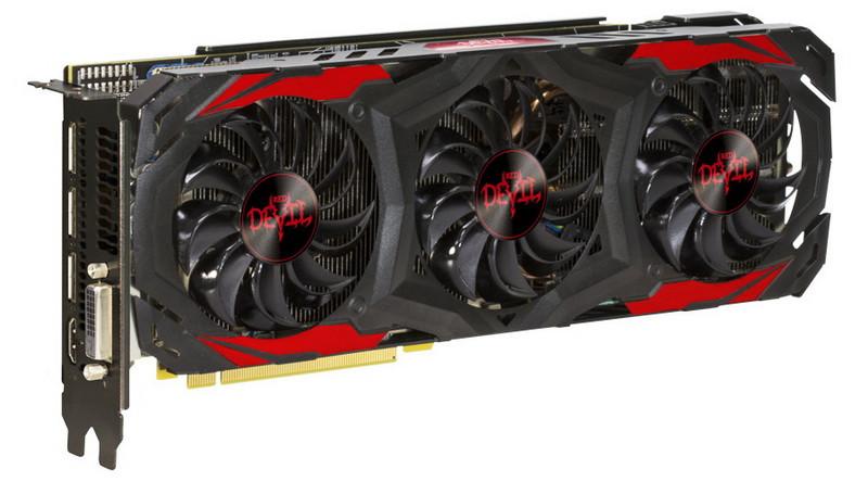 Видеокарта Powercolor RX 570 Red Devil 4GB GDDR5 , фото 1