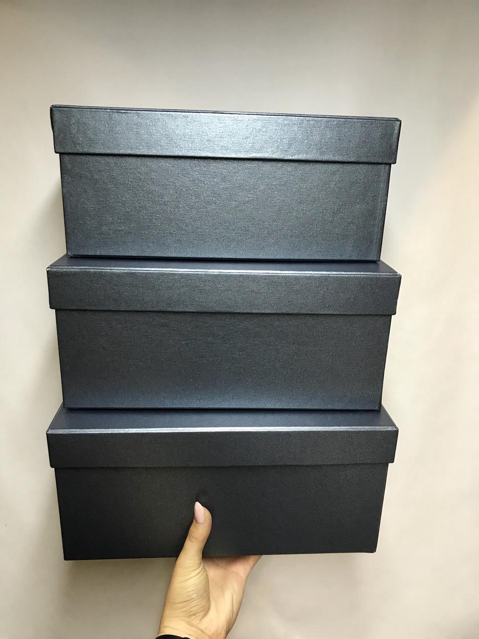 Коробка прямоугольная большая матрешка