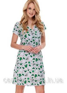 Ночная рубашка для беременных и кормящих Dobranocka TCB.9394