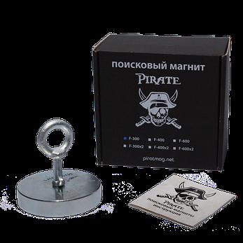 Поисковый магнит Пират F-300 + Трос в подарок!, фото 2