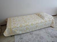 Покрывало Wedding Home для односпальной кровати, желтый