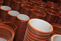 Труба Magnaplast 160x6000  гофрированная канализационная