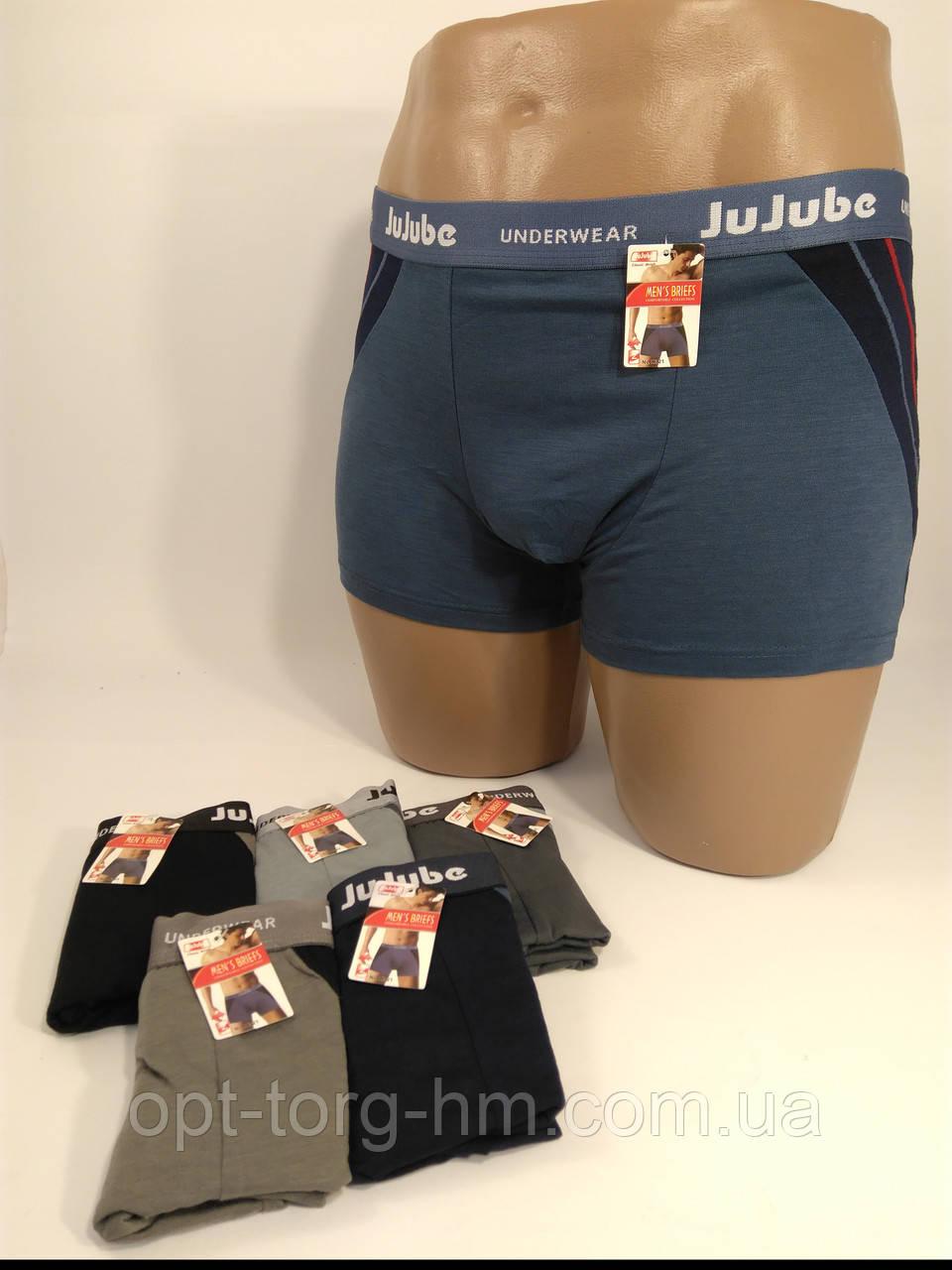 Мужские трусы боксеры JuJuBe Размер 3XL  (Маломерят)
