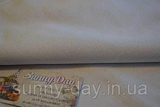 Домотканое полотно, белый теплый, 50*70см