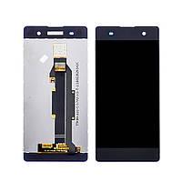 Дисплей для SONY F3112 Xperia XA с серым тачскрином (ID:17702)
