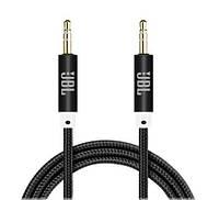 AUX кабель 3.5 мм JBL в нейлоновой оплётке (1м), фото 1