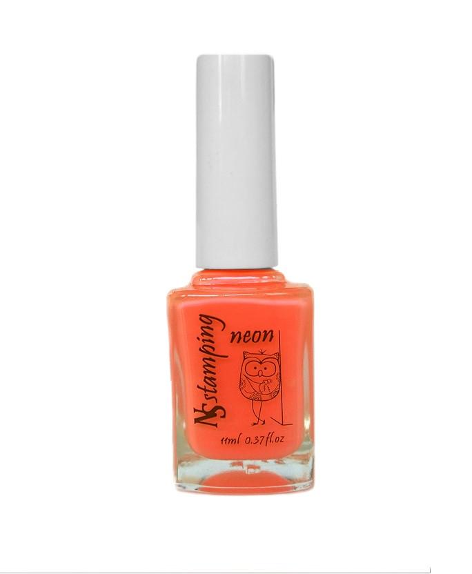 Лак для стемпинга Nail Story neon №4