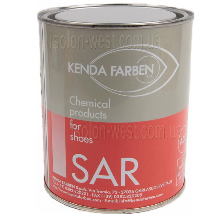 Полиуритановый клей для кожзама и кожи SAR-306N, цвет черный 1 кг