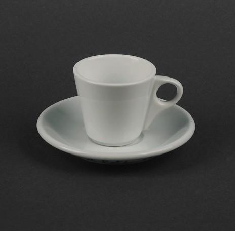 Чашка кофейная с блюдцем 90 мл HR1306
