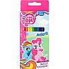 Олівці кольорові My Little Pony  12 кольорів LP17-051