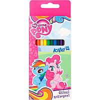 Олівці кольорові My Little Pony  12 кольорів LP17-051, фото 1