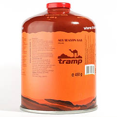 Баллон резьбовой Tramp 450 гр. баллон туристический