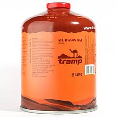 Балон різьбовий Tramp 450 гр. Балон газовый