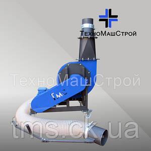 Пневмотранспортёр для тырсы и измельчённого сырья ПТ-360