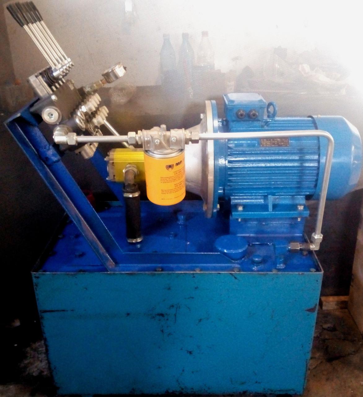 Модернизация Гидростанции (Маслостанции)