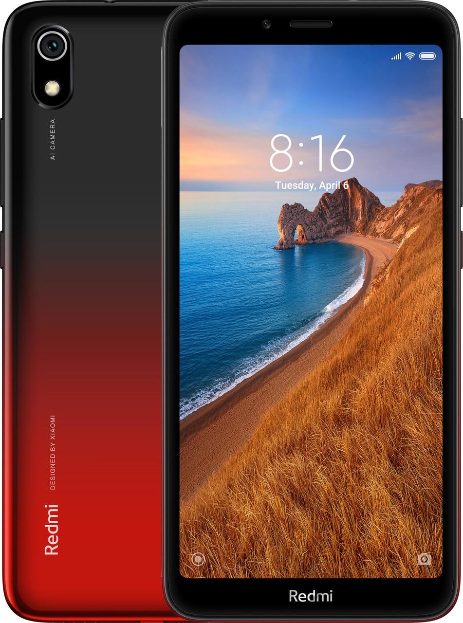 Xiaomi Redmi 7A 2/16Gb Red Global Гарантия 1 Год