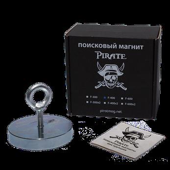 Поисковый магнит Пират F-400 + Трос в подарок!, фото 2