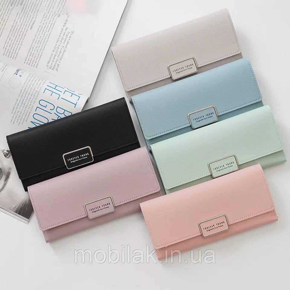 Большой женский кошелек бренда Maison Fabre