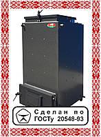 Белорусский шахтный котел Холмова Zubr - 30 кВт. Сталь 5 мм!