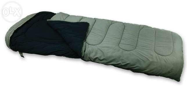 Спальный мешок, зимний, с, капюшоном, подушкой, тёплый, туристический, рыбацкий, военный