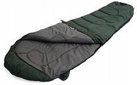 Спальный мешок, спальник, кокон, до -5, туристический, прочный, лёгкий, комфортный, рыбацкий, с подушкой