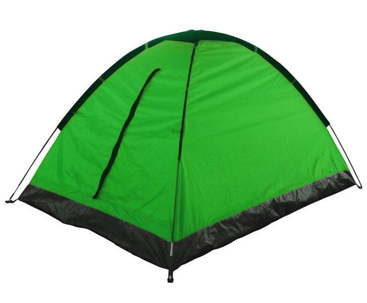 Палатка четырех пяти 4 5 местная с поддоном 210х210х140см намет