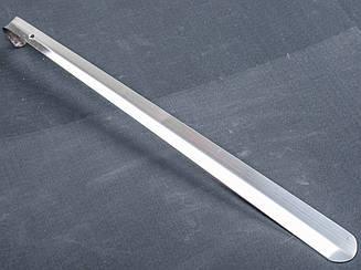 Рожок-лопатка для обуви, металл, ОМ-1605, 520 мм