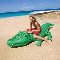 Надувная игрушка, крокодил, качественная, устойчивая, надежная, популярная, топ продаж, с надежной ручкой