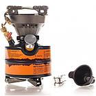 Портативний бензиновий пальник Примус Tramp. Горелка бензиновая, фото 3