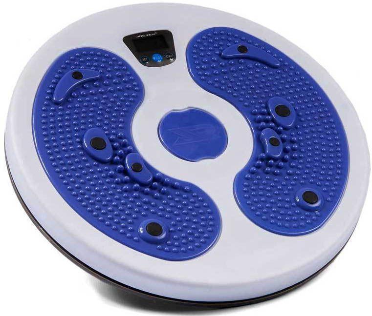 Диск здоровья, тренажоры, для похудения, с дисплеем, массажный, прочный, эффективный, надёжный, универсальный