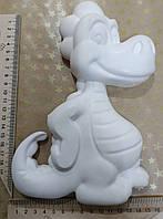 Гипсовая фигурка для раскрашивания Динозавр на подвесе