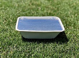 Контейнер прямоугольный (из кукурузного крахмала) (100 шт в упаковке)