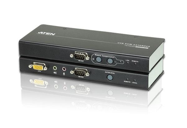 CE750A-AT-G USB KVM-удлинитель по «витой паре»