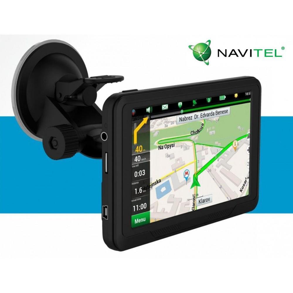 GPS-навігатор Globex GE516 Magnetic (Навітел)