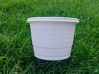 Ведро 800 мл. (из кукурузного крахмала) (150 шт в упаковке) 060800003