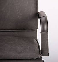 Кресло Slim Gun Elite HB Wax Grey TM AMF, фото 2